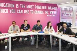 New College Group (NCG) – Liverpool Dil Okulu